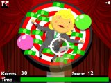Flash игра Wheel of misfortune