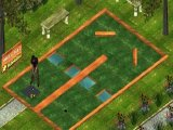 Flash игра Putt it in! The garden park